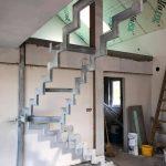 vnútorné schodisko na mieru do podkrovia