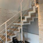 interiérové schodisko na mieru