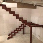 základná konštrukcia interiérových schodov na želanie