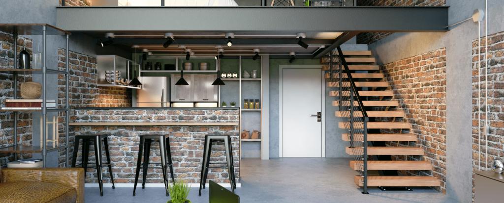 Dizajnové Interiérové schody na mieru